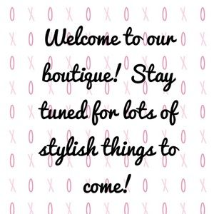 Other - Welcome note!